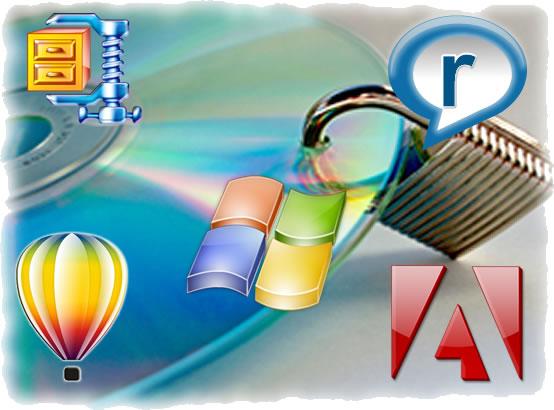 Imagem de programas utilitarios