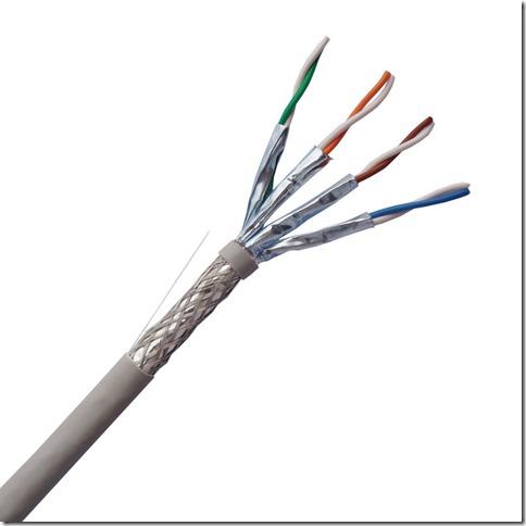 CAT 7 Ethernet STP
