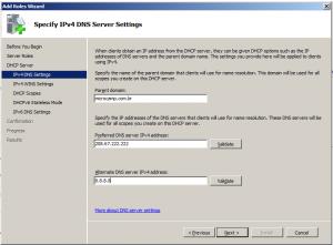 06 - DNS settings